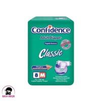 CONFIDENCE Popok Dewasa Classic M8 / M 8