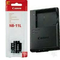 Paket charger/baterai kamera Canon Powershot A2400