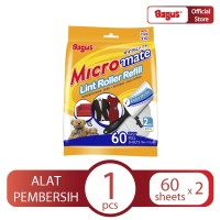 Bagus Micromate Lint Roller Refill 2's Type 310