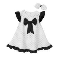 Mosfit Charlotte Monochrom Dress Anak Perempuan