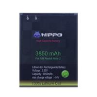 Baterai Hippo Xiaomi Redmi Note 2 BM45 3850 mAh Garansi Resmi