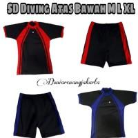 Baju Celana Renang Anak Cowok Cewek Usia SD