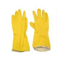 Kenmaster Sarung Tangan Karet Kuning M 2 Pasang