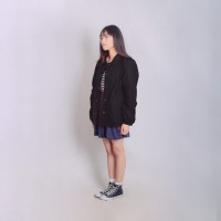 AME Raincoat - KOCHI SERIES - BLACK