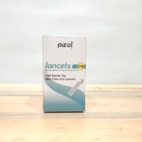Jarum Bekam 21G / Lancet 21G / Jarum Medilance