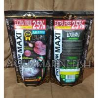 Akari Premium Maxi Louhan (3 in 1) 250gr makanan ikan pakan