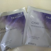 Tea Bag teavana Chai