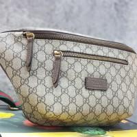 c3619065047d Gucci GG Supreme Belt / Waist Bag / Tas Pinggang Pria / Cowok Branded