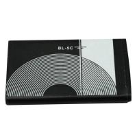 Baterai Nokia Bl-5C Bl-5Ca Bl-5Cb Br-5C (Oem) - Black