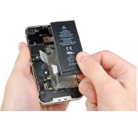 Baterai Iphone 4 Hq Li-Ion Replacement Battery 1420Mah Dengan Konektor