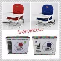 Kursi Makan Bayi Babyelle Booster Seat / BE901 foldable