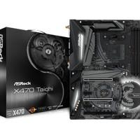 Motherboard AMD ASROCK X470 Taichi (AM4, AMD Promontory X470, DDR4)
