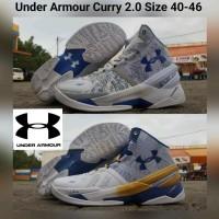 eac45996f8c5 Terlaris Sepatu Under Armour Curry 1 ORIGINAL. Sepatu Basket