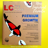 LC Koi Food: Premium Growth