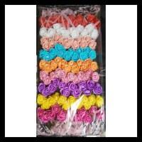 Termurah Mahkota Bunga 6 Pcs Flower Crown Head Pieces Bando Bunga