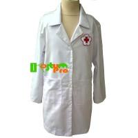 Harga jas dokter kostum profesi anak 6 7 tahun kostum anak | antitipu.com