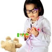 Harga jas dokter kostum profesi anak 7 8 tahun kostum anak | antitipu.com
