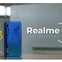 Realme 3 3/32 RAM 3GB ROM 32GB GARANSI RESMI REALME