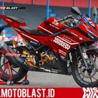 Decal Stiker Honda New CBR150R Mision winnow FULLBODY