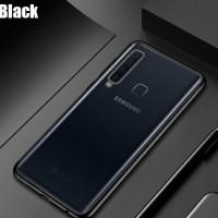 Samsung Galaxy A9 2018 Shiny Transparen Bening Ultra Thin Soft Case