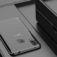 VIVO Y91 Y93 Y95 Shiny Transparen Bening Ultra Thin TPU Soft Case 1581