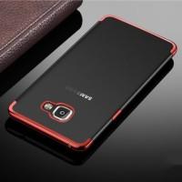 SAMSUNG J7 PRIME Shiny Transparen Bening Ultra Thin TPU Soft Case 1366