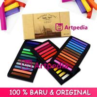 Maries Master Soft Pastel Coloring Set 36 Warna / Color Crayon Hair