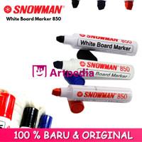 Snowman Marker Jumbo 850 / White Board Marker / Snowman 850
