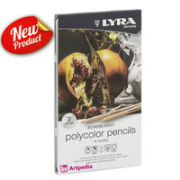 LYRA REMBRANDT Polycolor Profi Plus 12 pcs Set