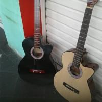 Gojek Only / Paket Gitar Akustik Pemula