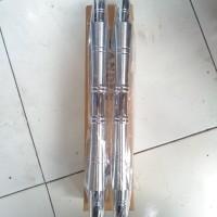 Handle Pintu Murah Berkualitas Bambu crom 34 cm