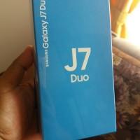 Samsung galaxy J7 Duo 32GB Dual rear camera Garansi RESMI