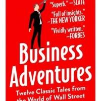 john brooks business adventure
