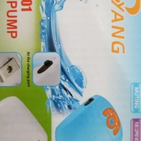 aquarium pompa udara air pump YANG YP 601 1 out put