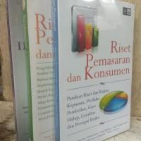 Riset Pemasaran dan Konsumen Jilid 123