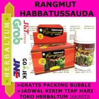 Sarang Semut Papua + Habbatussauda Kapsul - Rangmut