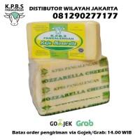 """Keju Mozarella KPBS Pangalengan """"1 KG"""""""