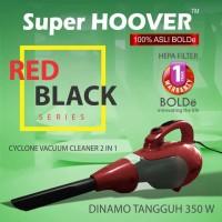 TERBARU SUPER HOOVER BOLDe RED BLACK SERIES CYCLONE VACUUM CLEANER 2