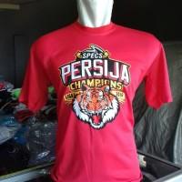 Kaos Baju Bola Jersey Persija Juara Liga 1 2018