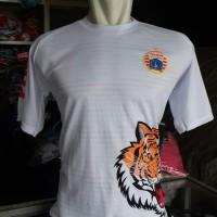 Kaos Baju Bola Jersey Persija Macan putih Terbaru 2019