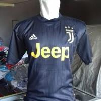 Kaos Baju Bola Jersey Juventus Away Terbaru 2019