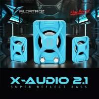Speaker Alcatroz X Audio Garansi 1 Tahun Semarang