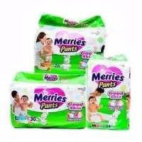 Merries Good Skin M34 L30 XL26