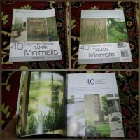 40 Inspirasi Desain Taman Minimalis