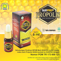 Propolis Nasa Sunpro