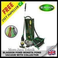 Vacuum Pump Pembersih Kolam Renang Dan Kolam Ikan Blagdon Pond Monst
