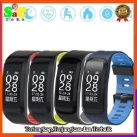 Jam Pintar PJ F4 Smart Watch Smart Band Smar twatch Jam Smart original
