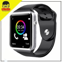 Murah - Smartwatch A1 Smart watch U10 Support Sim Card & Memory Card