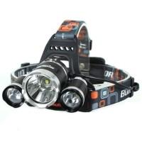 New Headlamp LED 5000 Lumens / Senter Kepala Utk Laut Camping Berburu