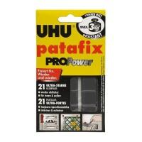New Double Tape UHU Kuat Patafix Propower 3 Kg ( Busa Tebal ) - 72 Pcs